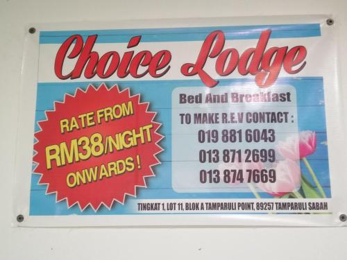 Choice Lodge