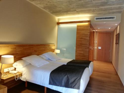 Habitación Doble - 2 camas - Uso individual Les Planes del Grau 5