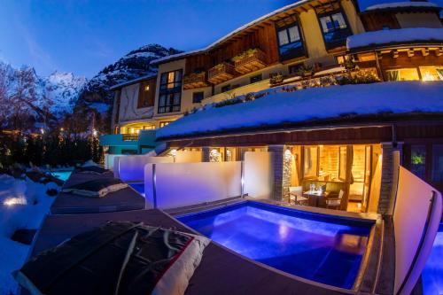 Gran Baita Hotel & Wellness Courmayeur