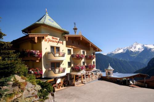 Hotel Gletscherblick Hippach