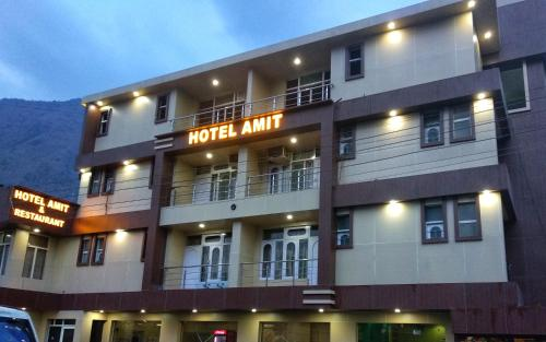 . Hotel Amit