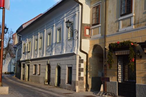 Apartma Linhartov trg