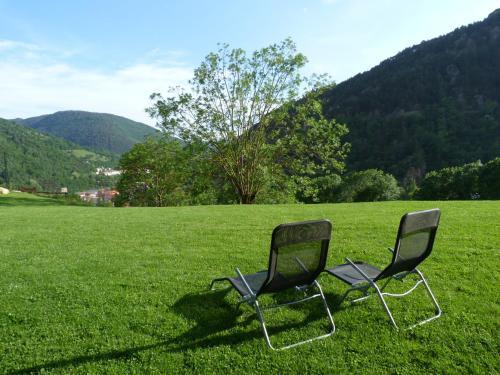 Habitación Doble Superior con acceso al spa Hotel Rural-Spa Resguard Dels Vents 4