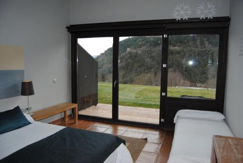 Habitación Doble Superior Hotel Rural-Spa Resguard Dels Vents 5