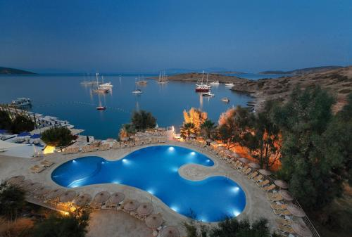 Bodrum City Bodrum Bay Resort - All Inclusive how to get