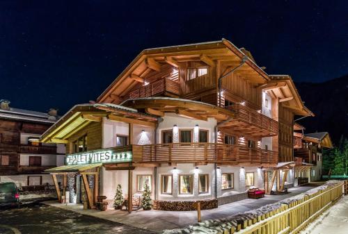 Chalet Vites Mountain Hotel - Canazei di Fassa