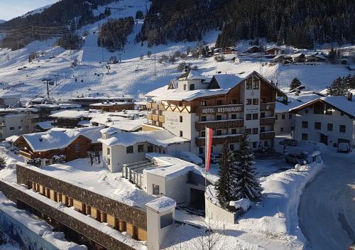 Hotel Nassereinerhof St. Anton am Arlberg