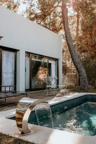 Suite Junior con piscina privada Hotel Boutique Pinar 14
