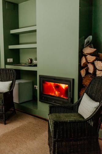 Habitación Deluxe con cama extragrande Hotel Boutique Pinar 13