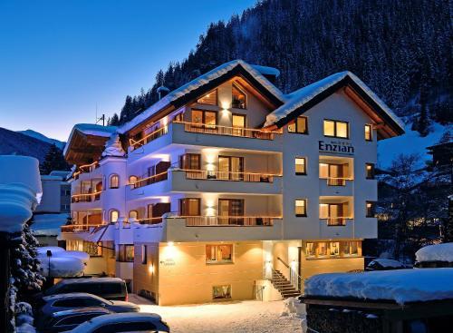 Hotel Enzian See im Paznaun