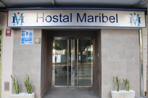 HotelHOSTAL MARIBEL