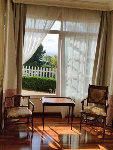 King Room with Sea View Villa Antumalal B&B 2