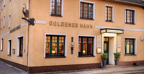 . Gasthof Goldener Hahn
