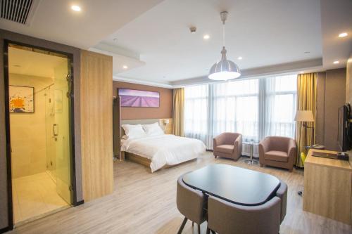 . N33 Hotel Huai'an Bochishan Park Branch