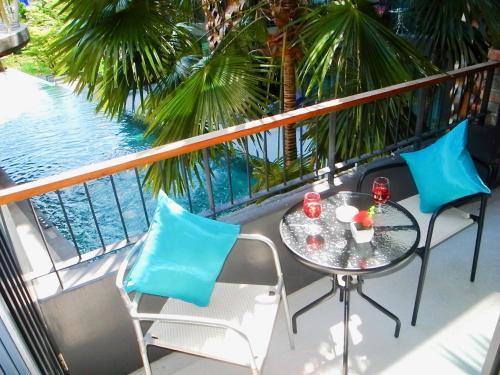 Emerald Terrace: Beautiful Apartment in Patong Emerald Terrace: Beautiful Apartment in Patong