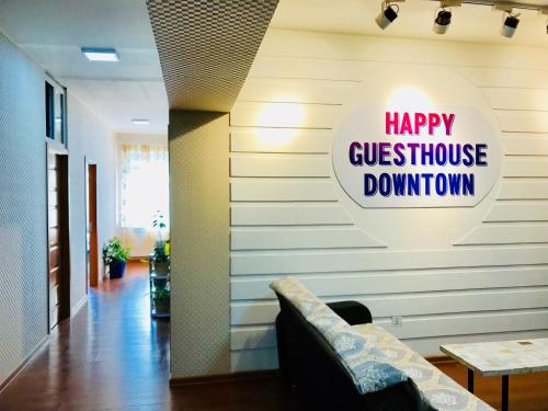 Happy Downtown Guesthouse & Tours