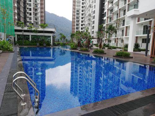 Home Sweet Home 702 Midhills Genting Highlands, Bentong