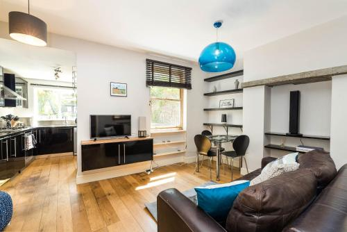 The Dawes - Garden Flat In Trendy Fulham