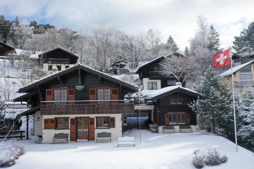 Mi Sueño ? Beautiful chalet in the heart of Valais - Chalet - Vercorin