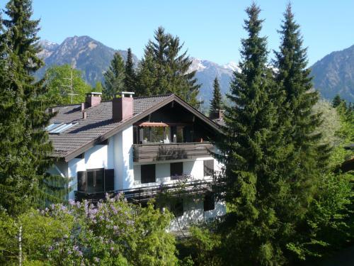 Ferienwohnung Allgäublick Oberstdorf