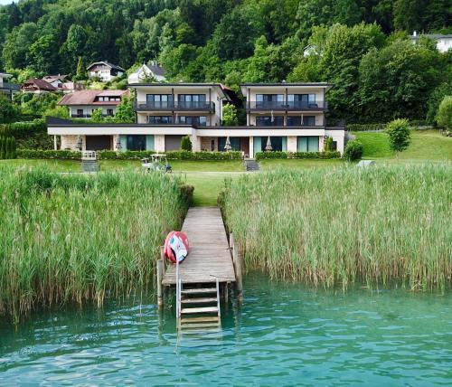 Linde Villas, Pension in Maria Wörth
