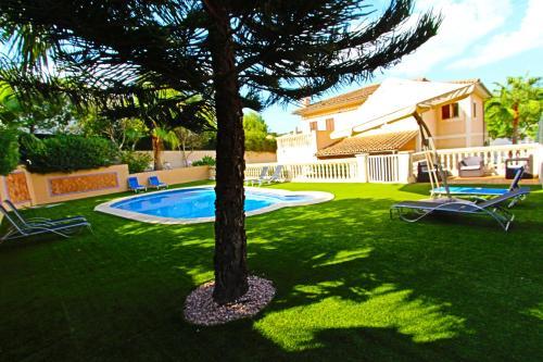 Sant Louren Villa, Palmanova, Mallorca