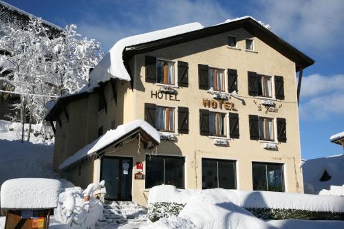 Hôtel Le Glacier Gourette