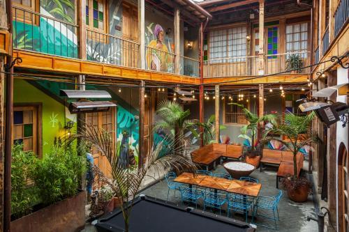 Фото отеля Selina La Candelaria Bogota