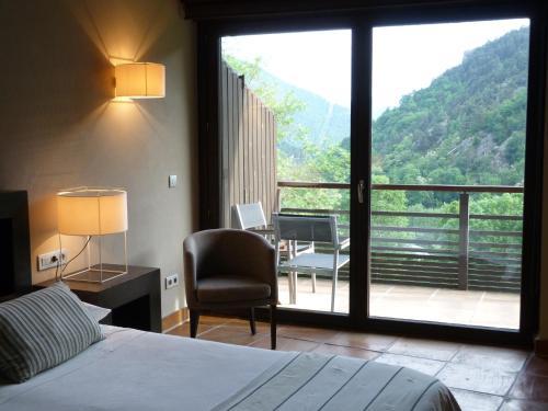 Habitación Doble Superior Hotel Rural-Spa Resguard Dels Vents 13