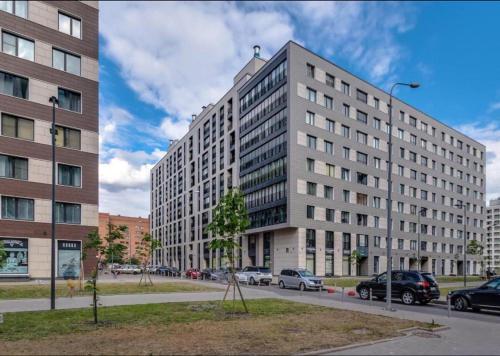 Апартаменты LifeSPB на Кременчугской Апартаменты с 2 спальнями