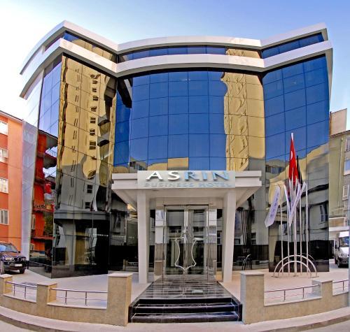 Asrin Business Hotel Kizilay Turkey