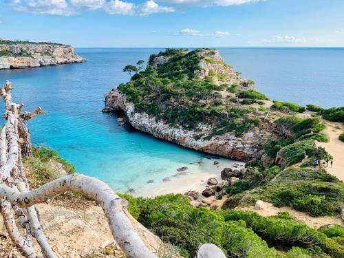 Cala Santanyi Map and Hotels in Cala Santanyi Area – Majorca