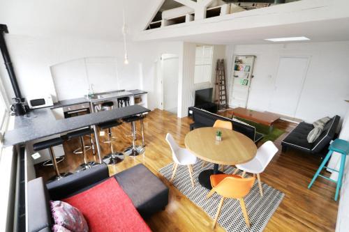 Amazing Loft Style Apartment