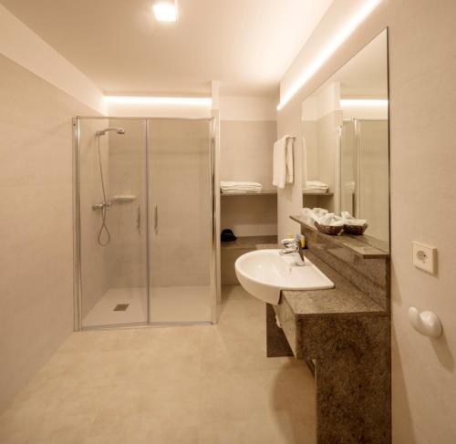 Habitación Individual con parking gratuito Hotel Real Colegiata San Isidoro 6