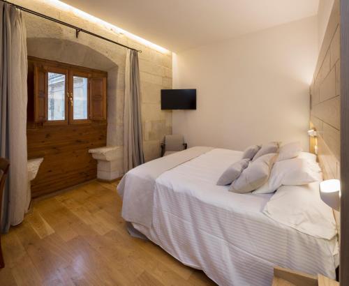 Habitación Doble Premium - 1 o 2 camas Hotel Real Colegiata San Isidoro 4