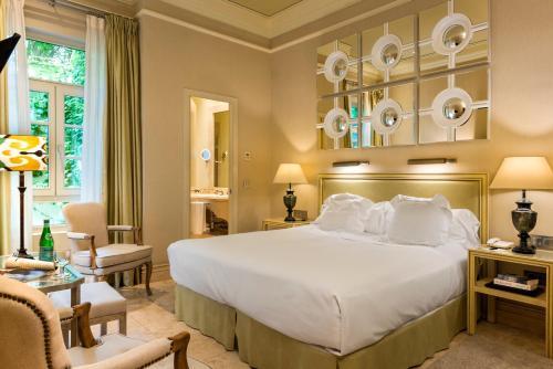 Doppelzimmer Hotel Casa Del Poeta 49