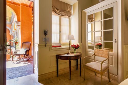 Doppelzimmer Hotel Casa Del Poeta 39
