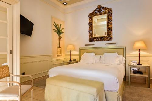 Doppelzimmer Hotel Casa Del Poeta 40