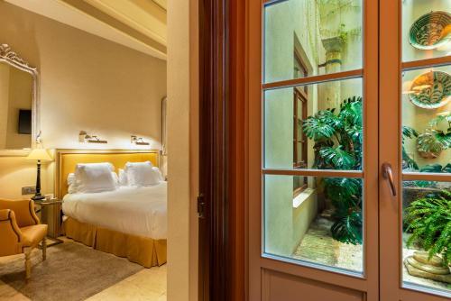 Doppelzimmer Hotel Casa Del Poeta 43