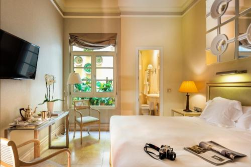 Doppelzimmer Hotel Casa Del Poeta 44