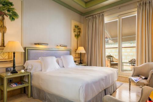 Deluxe Doppelzimmer Hotel Casa Del Poeta 39