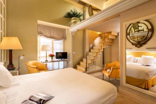 Maisonette-Doppelzimmer Hotel Casa Del Poeta 13