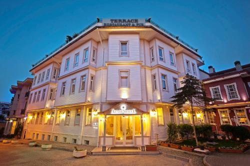 Istanbul Azade Hotel adres