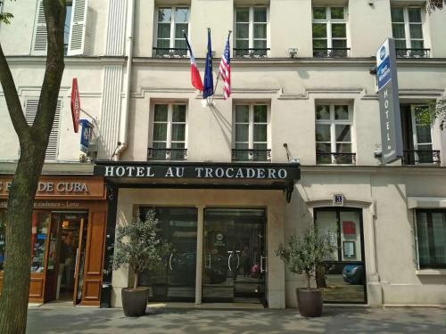 Best Western Au Trocadéro Paris Prices Photos And Reviews