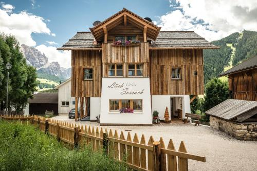 Natur Luch Sossach Alta Badia-La Villa/Stern