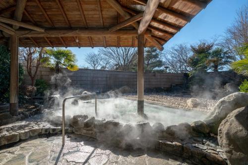 喜連川カントリー倶楽部&美肌温泉ホテルきつれ川