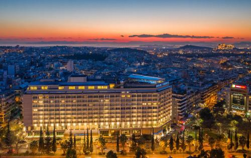 divani caravel hotel review athens greece travel