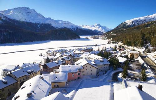 Giardino Mountain - Hotel - St. Moritz