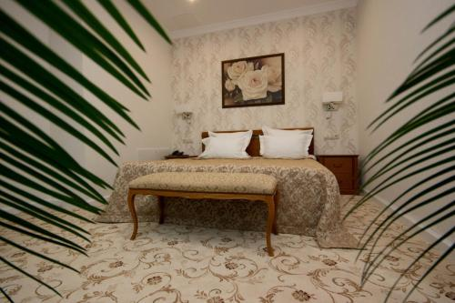 Suite Superior dengan Pemandangan Laut (Superior Suite with Sea View)