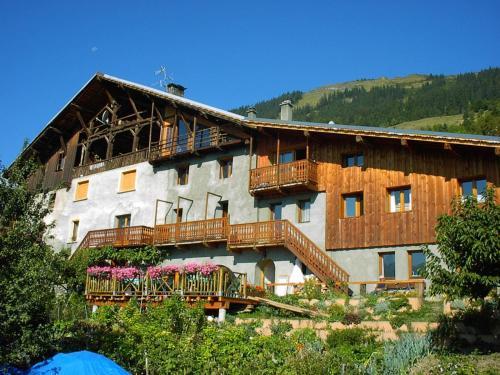 Accommodation in Granier